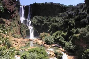 Ganztägige Gruppentour zu den Ouzoud-Wasserfällen ab Marrakesch