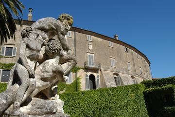 Enjoytuscany Livorno port to Bolgheri and Etruscan castle