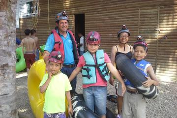 Combination Tour: Cave Tubing and...