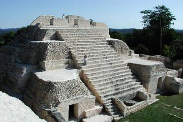 Excursión privada a Caracol desde San Ignacio