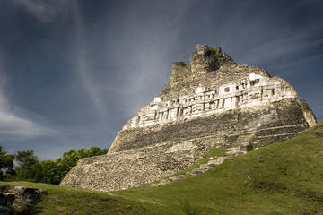Half Day Tour to Xunantunich and Cahal Pech