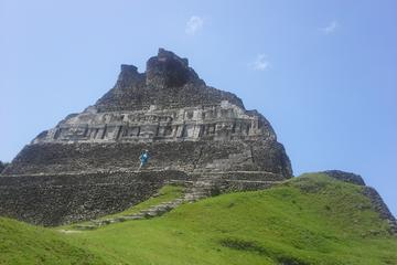 Private Xunantunich, Horseback Riding, and Chocolate-Making Combo Tour
