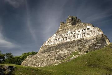 Xunantunich and Cave Tubing Private...