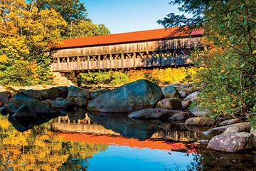 10-Day New England and Canada Fall Foliage Motor Coach Tour
