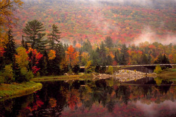 10-Day New England Fall Foliage Tour...
