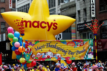 Day Trip 3-Day New York and Macy's Thanksgiving Day Parade Trip near Manchester, New Hampshire