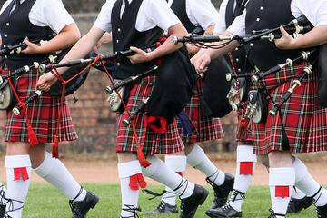 Full Day New Hampshire Highland Games Trip