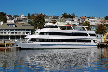 Day Trip Gloucester Harbor Cruise with Brunch and Live Jazz near Manchester, New Hampshire