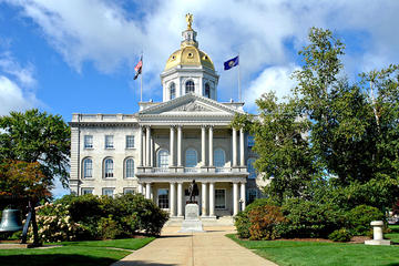 Tour the New Hampshire State House and Millyard Museum and Anheuser...