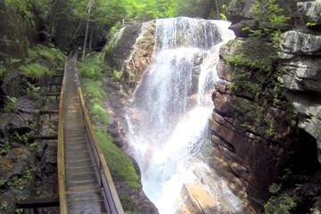 White Mountain Foliage Day Trip with Cannon Mountain Aerial Tram