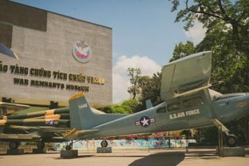 War Remnants Museum and Cu Chi...