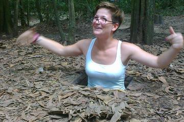 Vietnamese Cooking Class and Cu Chi Tunnels  Tour from Ho Chi Minh...