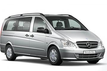 Istanbul Daily Van avec le chauffeur