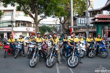 Saigon by Night Food Tour by Motorbike