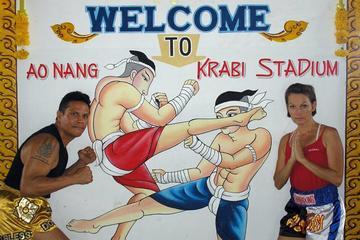 RingSide Seats Fight Night MuayThai Kickboxing