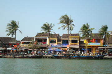 Hoi An Bike Tour with Cruise and BBQ Dinner