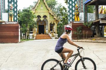 4-Day Chiang Mai to Chiang Rai Cycling Adventure