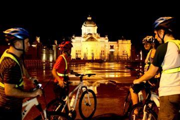 Excursão de Bicicleta ao Pôr do Sol em Bangcoc