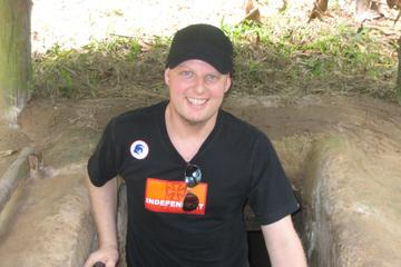 Cu Chi Tunnels and Ho Chi MInh City...