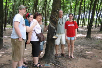 Private Half-Day Cu Chi Tunnels Tour from Ho Chi Minh City