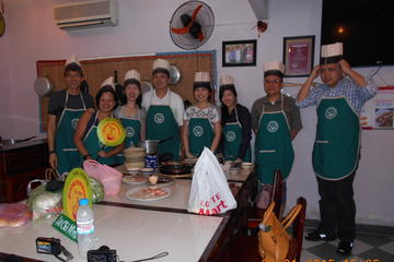 RTV19: Cooking Class and Ho Chi Minh...