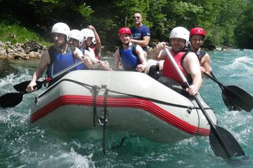 3-Day Adventure Break: Rafting, Hiking, Canyoning and Lake Cruise in Montenegro