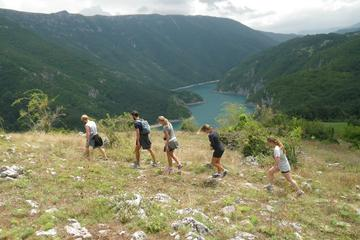 3-Night Active Break in Montenegro Including 2 Hikes Tara River...