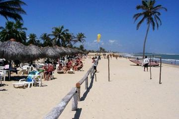 Excursão pela Praia de Cumbuco saindo de Fortaleza, incluindo passeio...