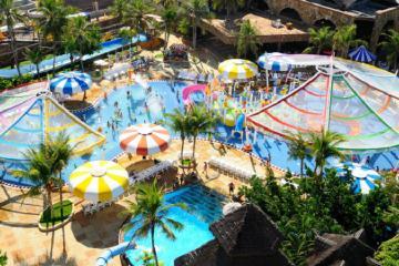 Fortaleza Beach Park Round-Trip...