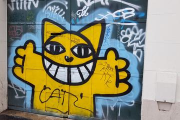 Street Art and Flea Market of Paris