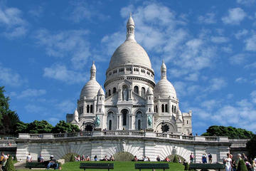 Excursão particular de Montmartre e Sacre Coeur