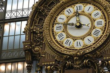 Guia particular no Musée d'Orsay