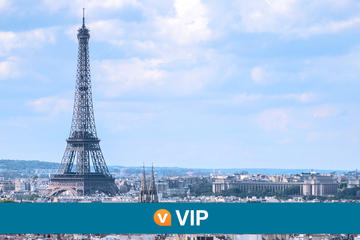 Esclusiva Viator: accesso VIP al Louvre, alla Torre Eiffel e a Notre