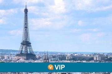 Exklusivt för Viator: VIP-besök i Louvren, Eiffeltornet och Notre-Dame