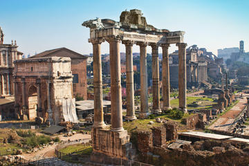 Ancient Rome Segway Small Group Tour