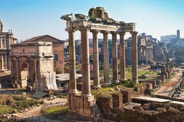 Segway-Tour in kleiner Gruppe durch das antike Rom