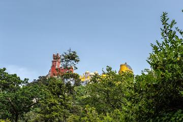 Sintra Romantic Views plus Roca Jeep Tour