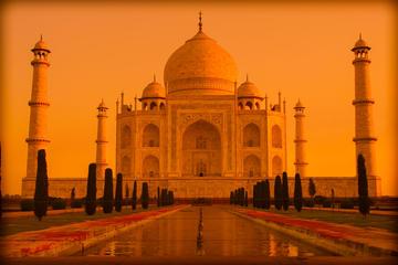 Excursion privée d'une journée: Taj...