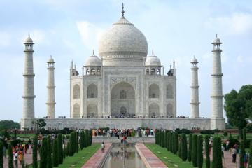 Taj Mahal Tour From Delhi By Private Car