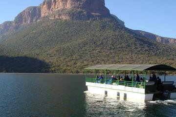Ganztägige Blyde Dam- und Moholoholo-Bootstour ab Hazyview