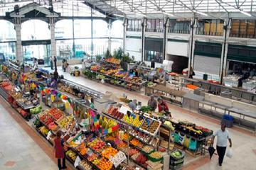 Bezoek aan de markt van Lissabon en kookcursus