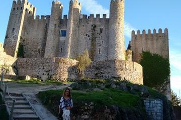 Excursion à Óbidos et au Buddha Eden au départ de Lisbonne