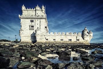Excursion d'une journée complète à Lisbonne et Cascais