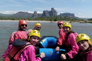 4-Hour Meteora White-Water Rafting Excursion from Kastraki