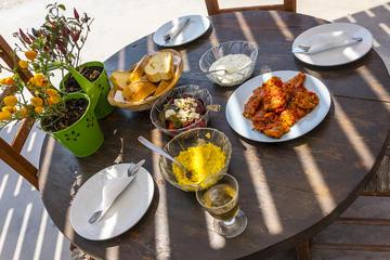 Culinary Hike Santorini South Coast