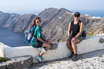 Hike the Caldera Trail in Santorini