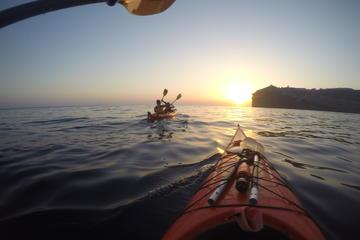 Santorini Sunset Sea Kayak Experience