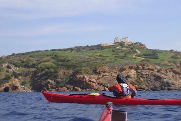 Small-Group Athens Sea Kayak Tour to...