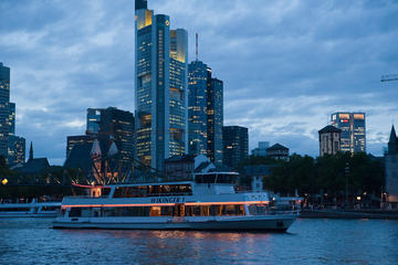 After Work Party Sunset Cruise in Frankfurt