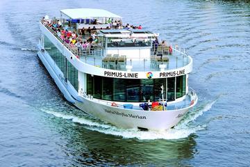 Frankfurt: 50-minütige Besichtigungs-Bootsfahrt